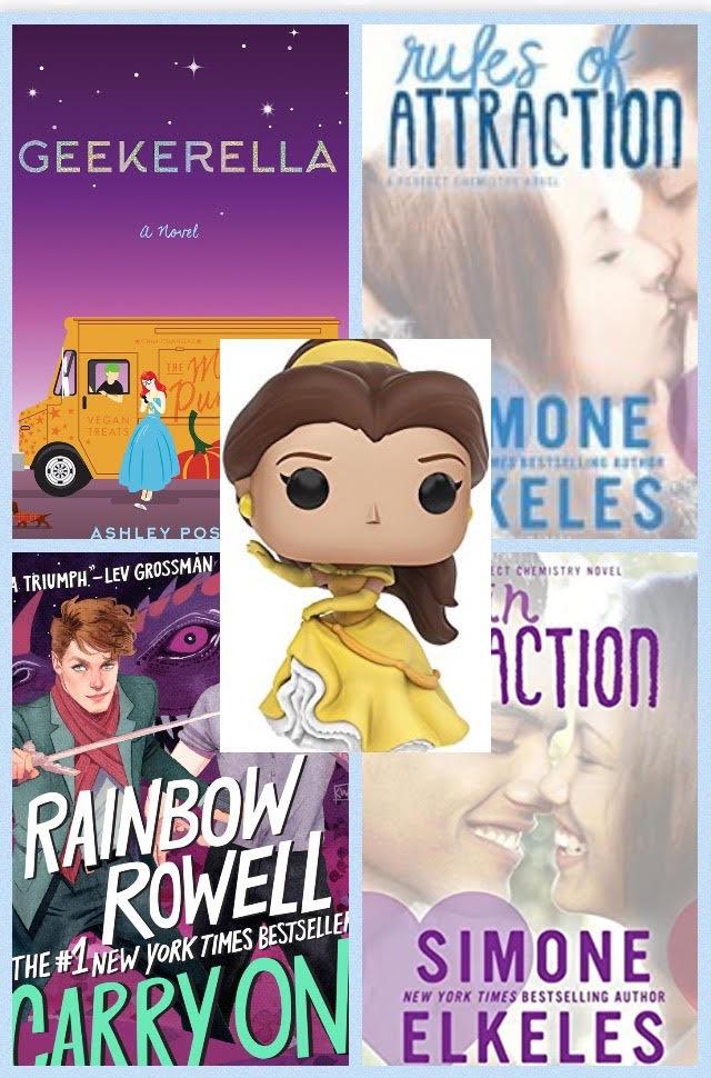 June book haul 1